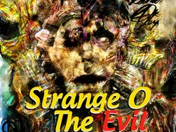 Image for Strange O The evil Villain