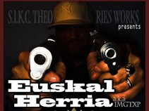 Euskal Herria a.k.a. iLL Minded Gawd (Jesus)