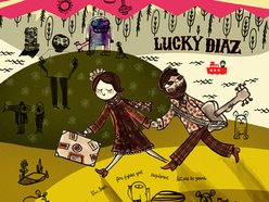 Image for Lucky Diaz