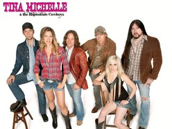 Image for Tina Michelle & the Rhinestone Cowboys