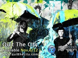 Image for Quit The City