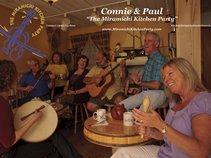 Connie & Paul