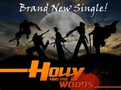 Image for HOLLY AND THE WOODS