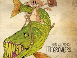 Image for ben valasek and the growlers