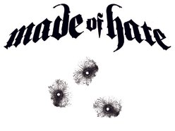 Image for MADE OF HATE