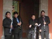 Anemos Clarinet Quartet