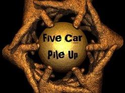 Five Car Pile Up