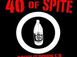 Image for 40oz of Spite