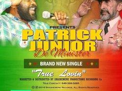 Image for Patrick Junior aka De Minister