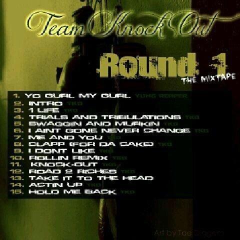 Yung Reaper & KID Kush - Tweak Is Hevy[TGOD-MIX} by T-K-O
