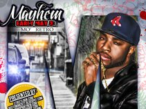 Mayhem of EMS New song on HipHopDX !!!!