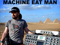 Image for MACHINE EAT MAN