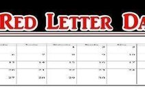 The Red Letter Date