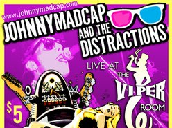 Image for Johnny Madcap and The Distractions