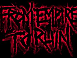 Image for From Empire To Ruin
