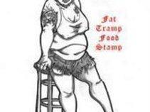 Fat Tramp Food Stamp