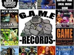 Image for G.A.M.E Records