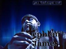 Tephlon James
