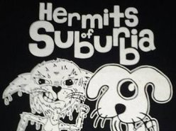 Image for The Hermits of Suburbia