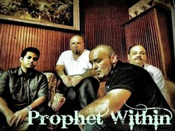 Image for PROPHET WITHIN
