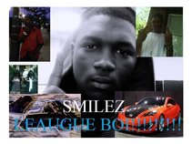 SMILEZ!!!!!!!!! THE LEAGUE!!!!