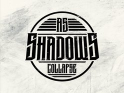 Image for AS SHADOWS COLLAPSE