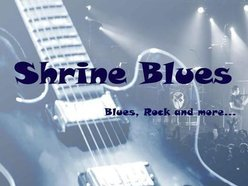 Image for SHRINE BLUES