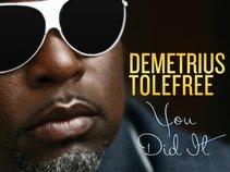 Demetrius Tolefree
