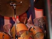 Drummer Norman Perry