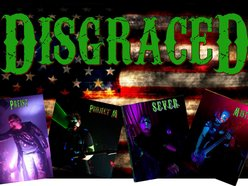 Image for DisgraceD