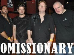 Image for OMISSIONARY