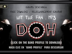 Image for D.O.H.