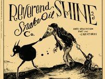 REVEREND SHINE SNAKE OIL Co.