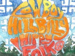 Image for Cowboy Hillbilly Hippy Folk