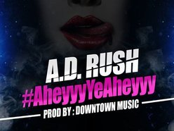 Image for A.D. Rush