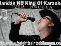 Freight Train  Todd Haugen