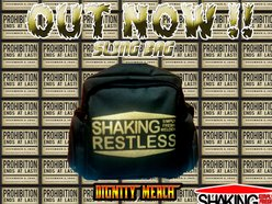 Image for SHAKING RESTLESS