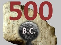 500 B.C.