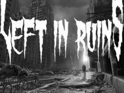 Image for LEFT IN RUINS