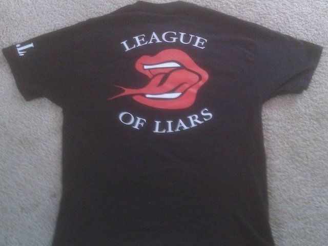 Image for League of Liars