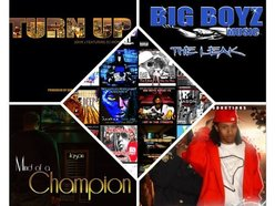 Image for BIG BOYZ MUSIC