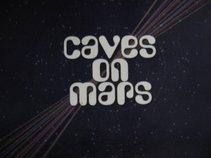 Caves on Mars