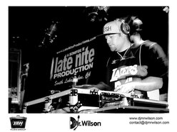 Image for DJ Mr. Wilson