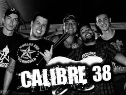 Image for Calibre 38