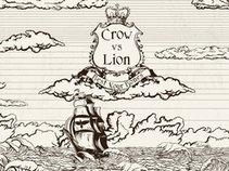 Crow vs Lion