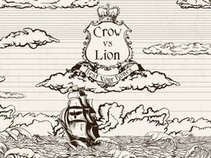 Crow vs Lion