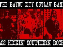 Image for The Bayou City Outlaw Band