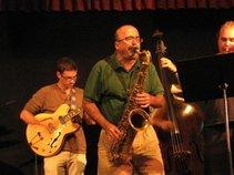 Grant Izmirlian, tenor saxophone