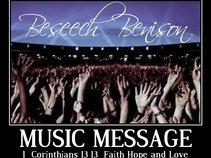 Beseech Benison