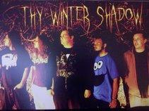 Thy Winter Shadow
